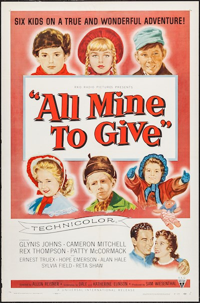 All Mine To Give 1957 1080p HDTV DD5.1 x264-REGRET