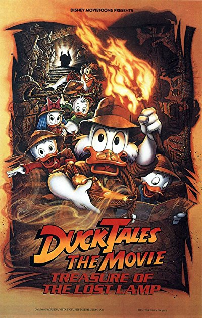 Ducktales The Movie - Treasure of the Lost Lamp 1990 1080p WEB-DL DD5.1 H264-TrollHD