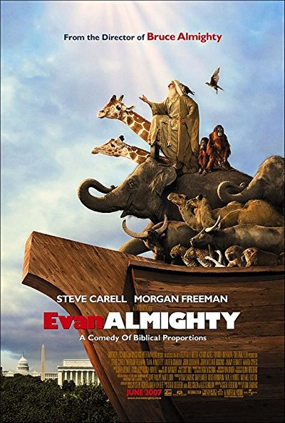 Evan Almighty 2007 1080p BluRay DTS x264