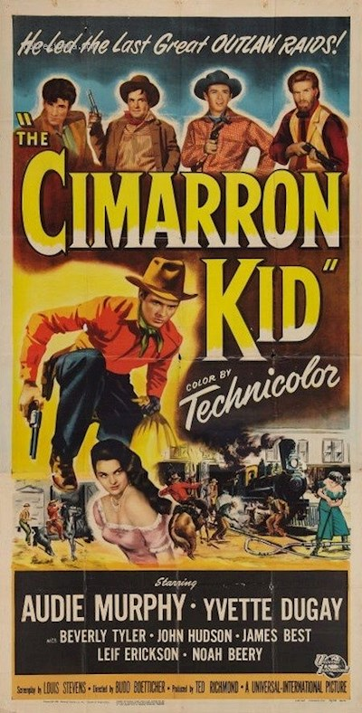The Cimarron Kid 1952 1080p BluRay DTS x264-RUSTED