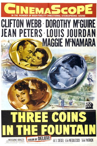 Three Coins in the Fountain 1954 1080p BluRay DTS x264-PSYCHD