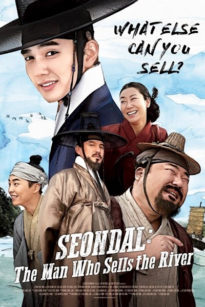 Seondal The Man who Sells the River 2016 720p BluRay DD5.1 x264-WiKi