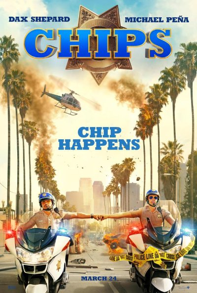 CHIPS 2017 BluRay REMUX 1080p AVC DTS-HD MA 5.1 - KRaLiMaRKo