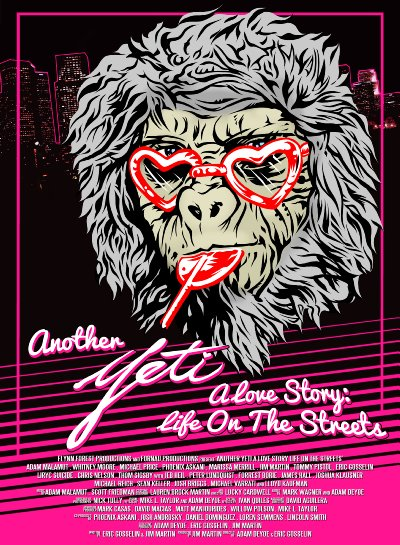 Another Yeti a Love Story Life on the Streets 2017 1080p WEB-DL AAC H264-FGT