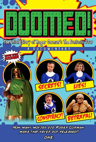 Doomed The Untold Story of Roger Cormans the Fantastic Four 2015 720p BluRay DD2.0 x264-SADPANDA