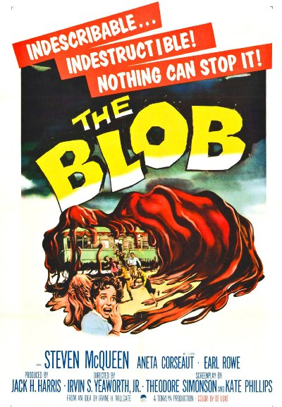 The Blob 1958 Criterion Collection BluRay REMUX 1080p AVC DTS-HD MA 1.0 - KRaLiMaRKo