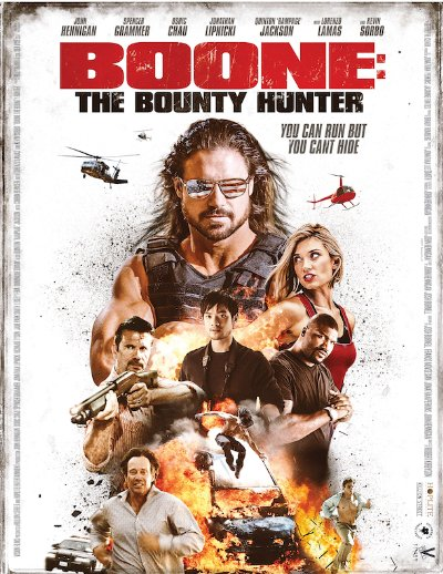 Boone The Bounty Hunter 2017 1080p WEB-DL DD5.1 H264-FGT