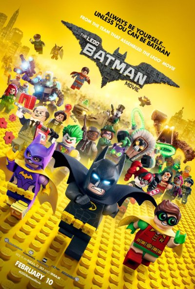 The Lego Batman The Movie 2017 720p WEB-DL DD5.1 H264-EVO