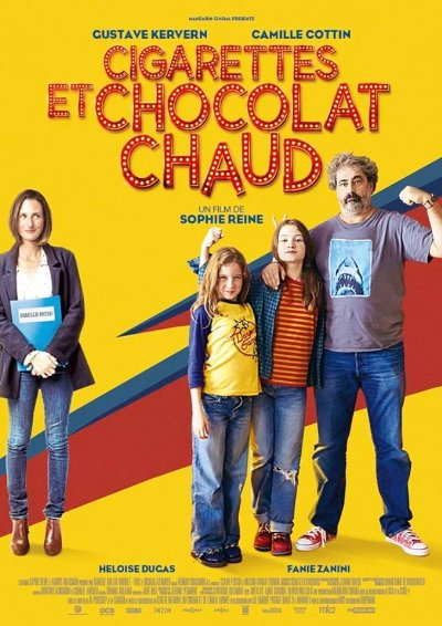 Cigarettes et chocolat chaud 2016 1080p WEB-DL H264 AAC-CHDWEB