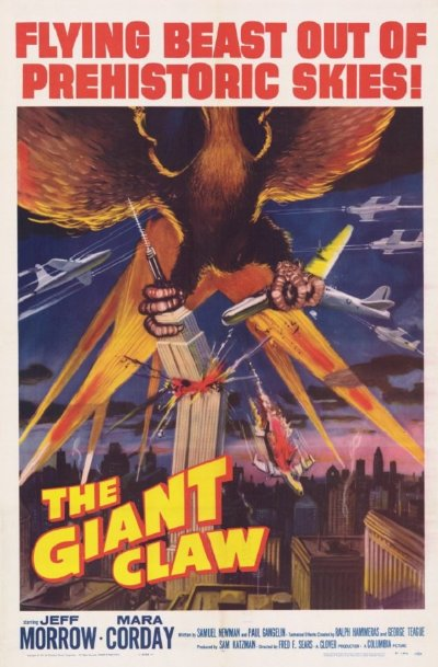 The Giant Claw 1957 1080p BluRay DTS x264-GUACAMOLE