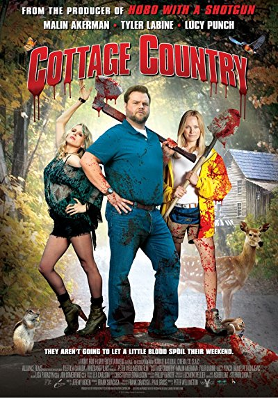 Cottage Country 2013 BluRay REMUX 1080p AVC DTS-HD MA 5.1-FraMeSToR