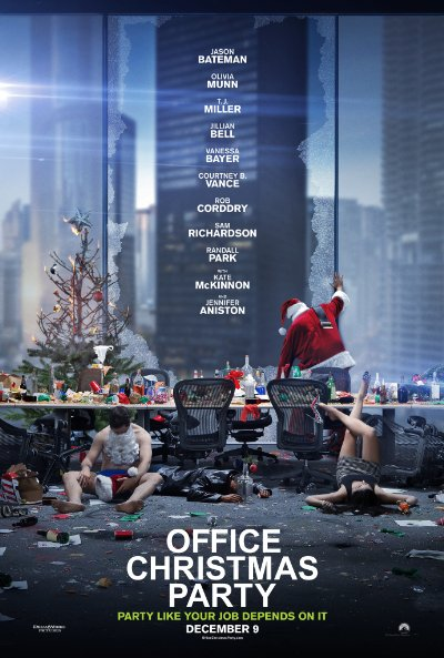 Office Christmas Party 2016 BluRay REMUX 1080p AVC DTS-HD MA 5.1 - KRaLiMaRKo
