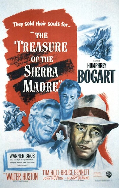 The Treasure of the Sierra Madre 1948 1080p BluRay DD1.0 x264-CtrlHD