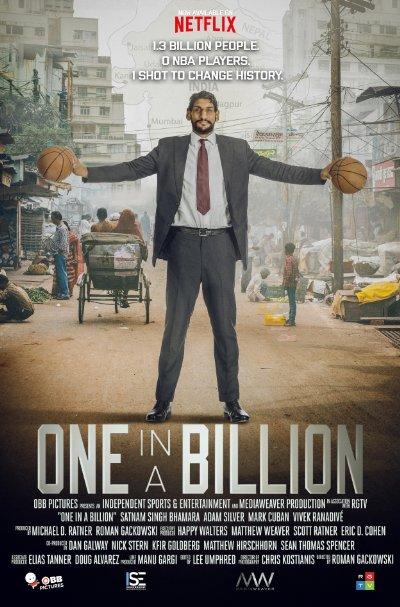 One in a Billion 2016 720p WEB-DL AAC x264-iNTENSO