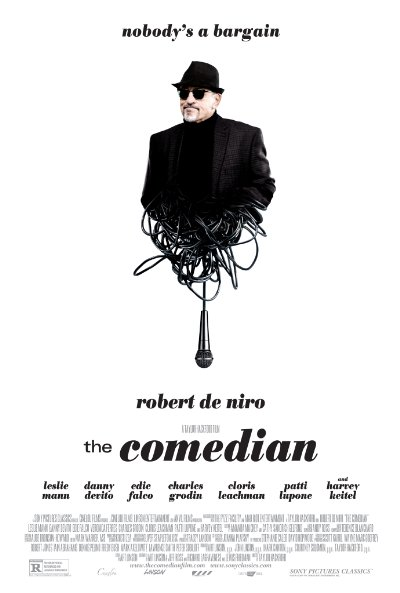 The Comedian 2016 BluRay REMUX 1080p AVC DTS-HD MA 5.1-SiCaRio