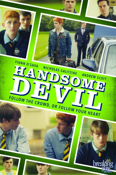 Handsome Devil 2016 1080p Netflix WEB-DL DD5.1 x264-QOQ