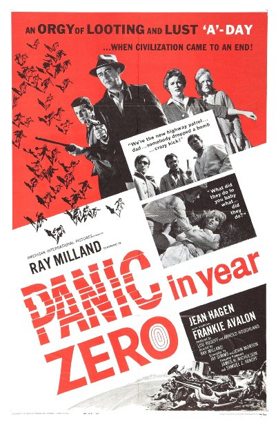 Panic in Year Zero 1962 720p BluRay FLAC x264-SADPANDA