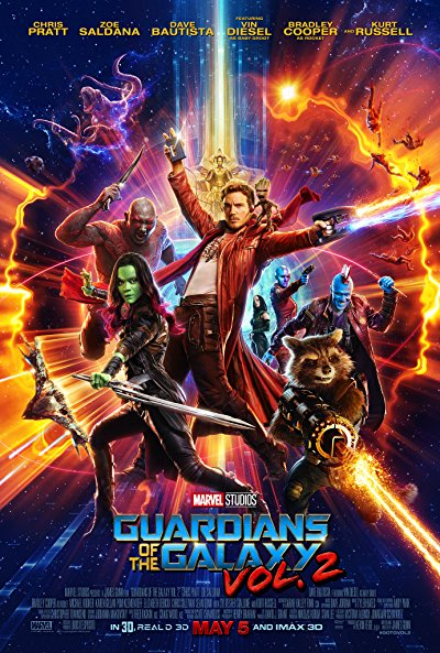 Guardians of the Galaxy Vol 2 2017 1080p WEB-DL DD5.1 H264-EVO