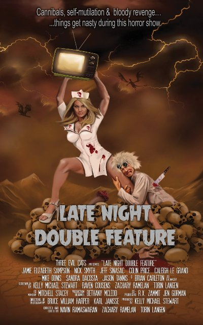 Late Night Double Feature 2016 720p BluRay DTS x264-SADPANDA