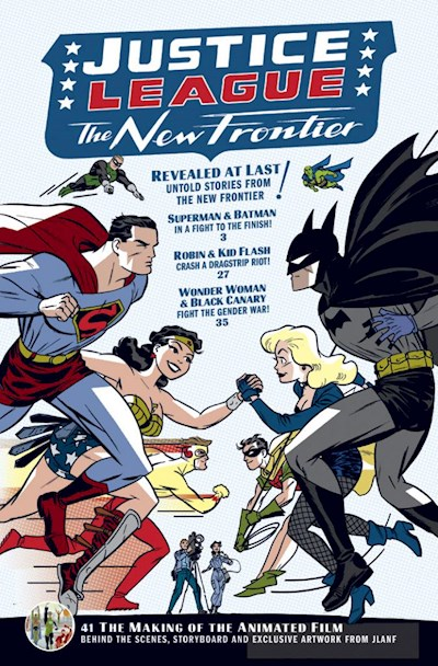 Justice League The New Frontier 2008 720p BluRay DD5.1 x264-WiKi
