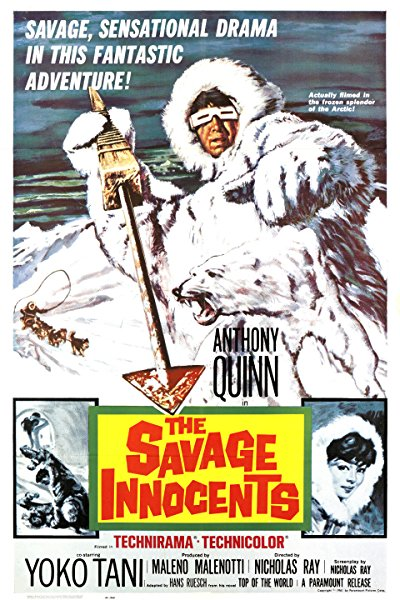 The Savage Innocents 1960 720p BluRay DTS x264-RedBlade