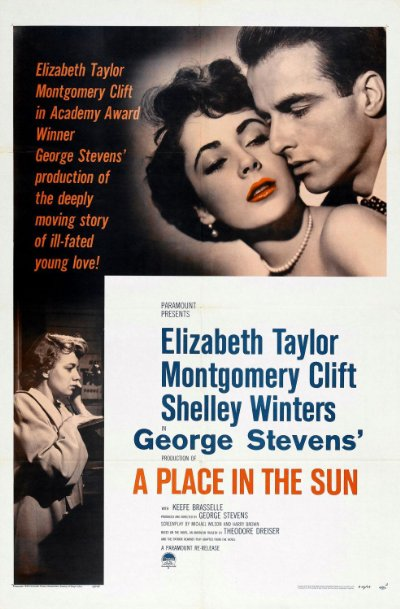 A Place in the Sun 1951 720p BluRay DD5.1 x264-USURY