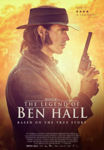 The Legend Of Ben Hall 2016 1080p BluRay DTS x264-PFa