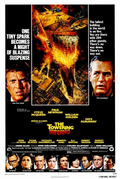 The Towering Inferno 1974 BluRay REMUX 1080p AVC DTS-HD MA 5.1 - Angryunibrow