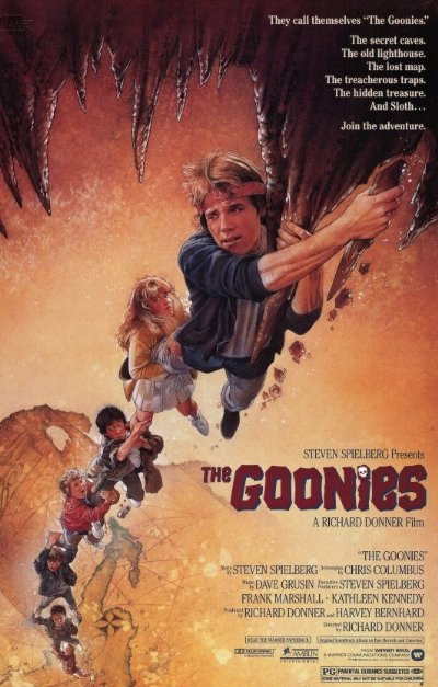 The Goonies 1985 2160p UHD BluRay REMUX HDR HEVC DTS-HD MA 5.1-NOAH
