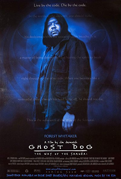 Ghost Dog The Way of the Samurai 1999 BluRay REMUX 1080p AVC DTS-HD MA 5.1-SiCaRio