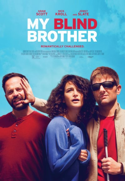 My Blind Brother 2016 BluRay REMUX 1080p AVC DD5.1-iFT