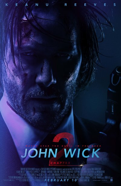 John Wick Chapter 2 2017 1080p BluRay DD5.1 x264-SPARKS