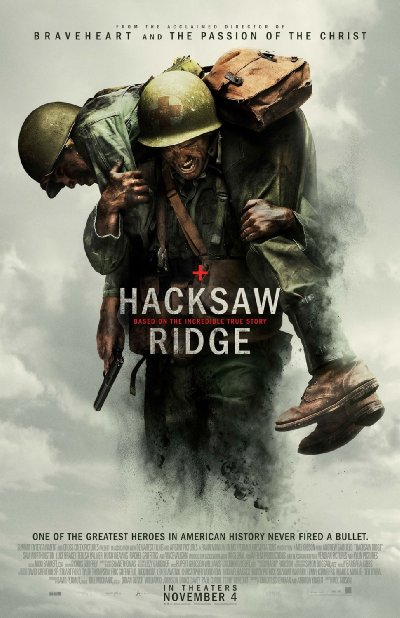 Hacksaw Ridge 2016 1080p BluRay DD5.1 x264-SPARKS