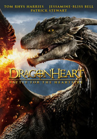 Dragonheart Battle for the Heartfire 2017 BluRay 1080p DTS x264-HDChina