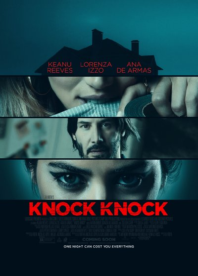 Knock Knock 2015 720p BluRay DD5.1 x264-TayTO