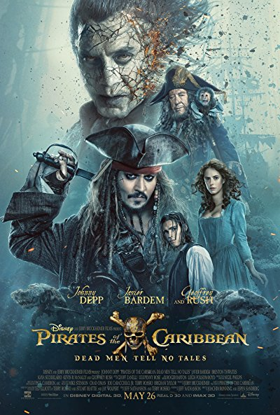 Pirates of the Caribbean Dead Men Tell No Tales 2017 3D BluRay REMUX 1080p AVC DTS-HD MA 7.1-FraMeSToR