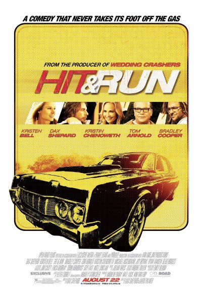 Hit and Run 2012 BluRay REMUX 1080p AVC DTS-HD MA 5.1-FraMeSToR