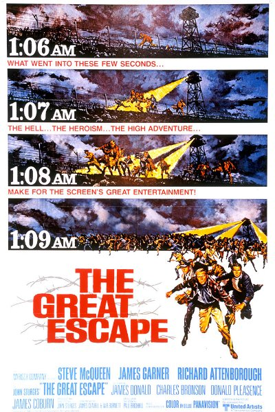 The Great Escape 1963 BluRay REMUX 1080p AVC DTS-HD MA 5.1-SiCaRio