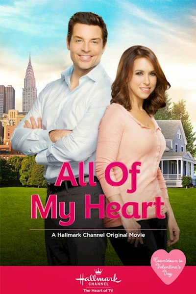 All of My Heart 2015 1080p HDTV DD5.1 x264-REGRET