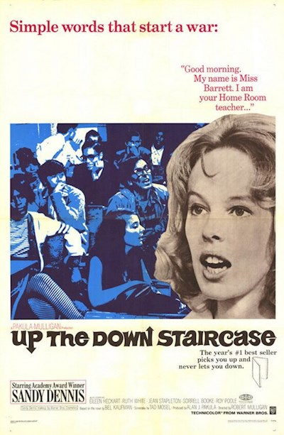 Up the Down Staircase 1967 1080p WEB-DL DD2.0 H264-SbR