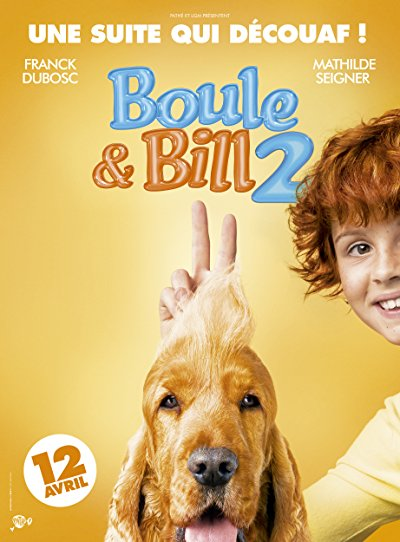Boule Et Bill 2 2017 FRENCH 1080p BluRay DTS x264-LOST