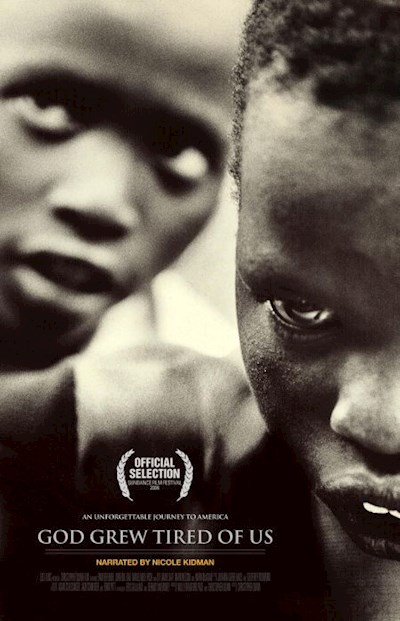God Grew Tired of Us The Story of Lost Boys of Sudan 2006 720p WEB-DL DD5.1 H264-Coo7