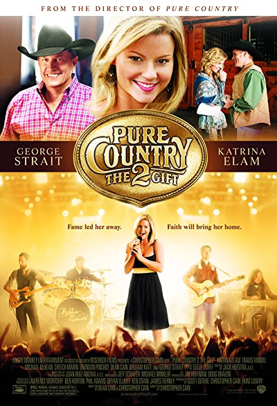 Pure Country 2 The Gift 2010 1080p BluRay DTS x264-RUSTED