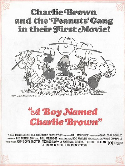 A Boy Named Charlie Brown 1969 PROPER 1080p BluRay DTS x264-SPRiNTER