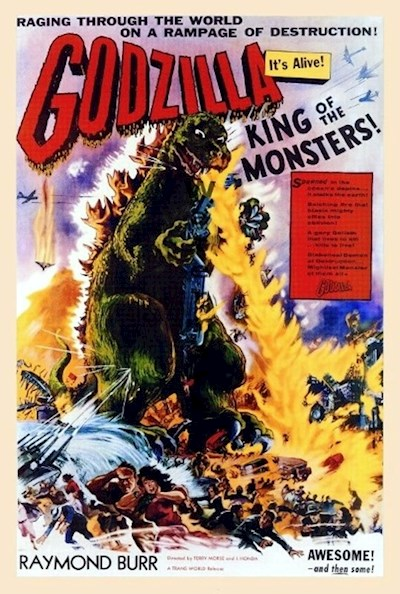 Godzilla King of the Monsters 1956 Criterion 720p BluRay FLAC x264-JRP