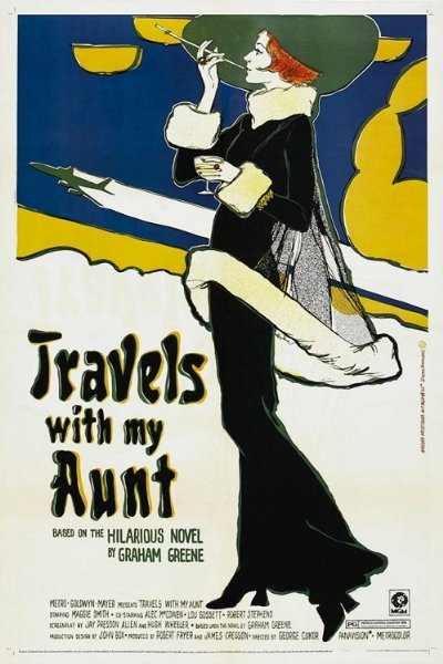 Travels With My Aunt 1972 1080p HDTV DD5.1 x264-REGRET