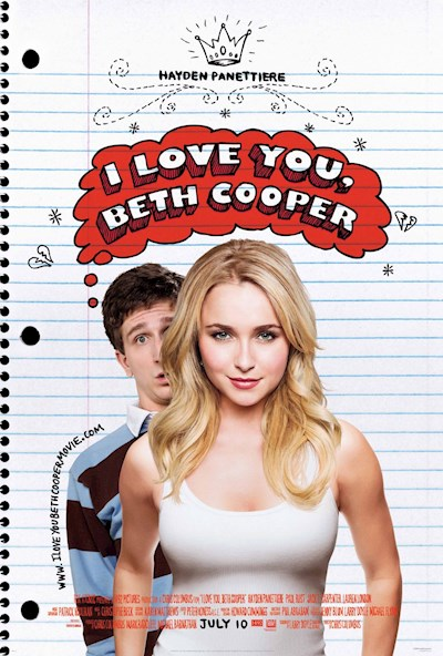 I Love You Beth Cooper 2009 BluRay REMUX 1080p AVC DTS-HD MA 5.1-FraMeSToR