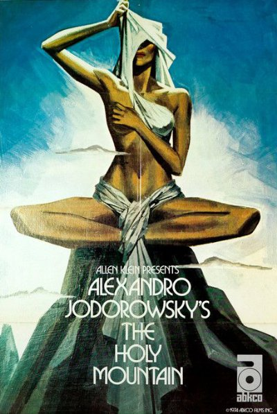 The Holy Mountain 1973 1080p BluRay DD5.1 x264-ZQ