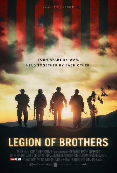 Legion of Brothers 2017 DOCU 720p BluRay DTS x264-WaLMaRT