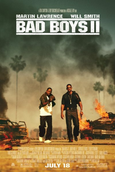 Bad Boys II 2003 1080p UHD BluRay DD7.1 HDR x265-SA89
